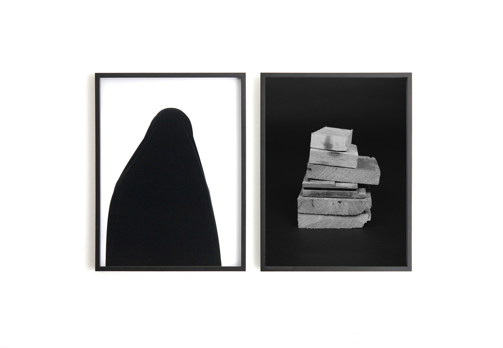 Sam Irons - Untitled (BM/HC), C-type Prints, 92 x 69cm / 48.5 x 37cm